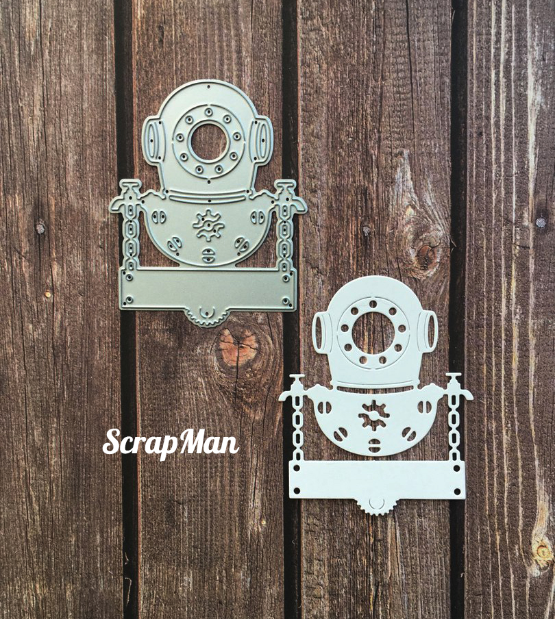 "Die ""Nautical steampunk"", Scrapman"