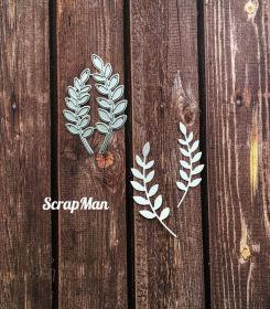 "Set of dies ""Set Fern-6"", Scrapman"