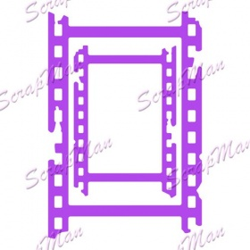 "Set Dies ""Photo Frames"" ScrapMan"