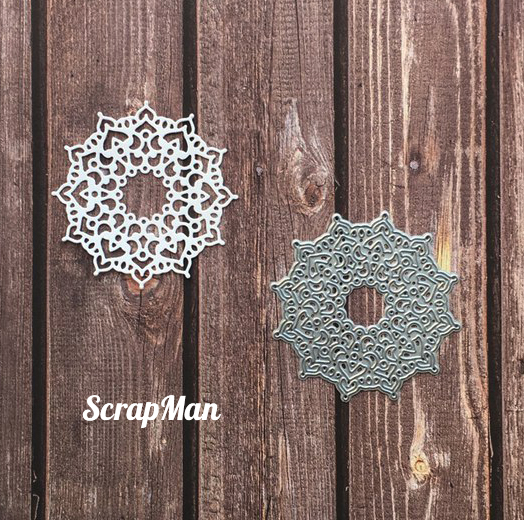 "Die ""Ornament-26"", Scrapman"
