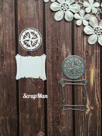 "Set dies  ""Set Sea-2""    ScrapMan"