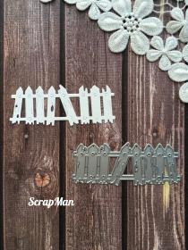 "Die ""The Fence"" ScrapMan"